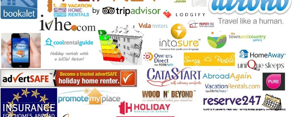 holiday rentals suppliers