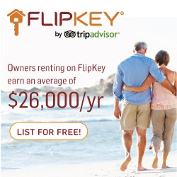 Advertise your holiday home free on TripAdvisor