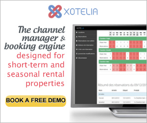 Booking management with Xotelia