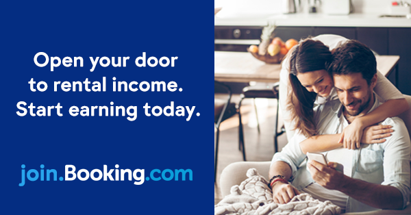 earn more from your holiday rental with booking.com