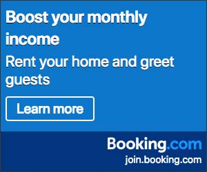 Renting out your home for holiday lets with booking.com | https://join.booking.com