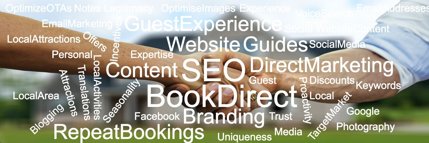 #Book Direct - expert Tips To Get More Direct Bookings