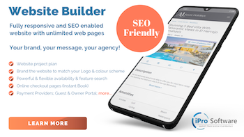 iPro website builder
